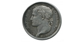 Napoléon Ier - Médaille d'argent, sacre de l'empereur