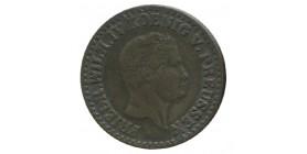 1 Silber Groschen Guillaume Ier Allemagne Argent - Prusse
