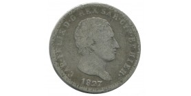 2 Lires Charles Felix Italie Argent - Sardaigne