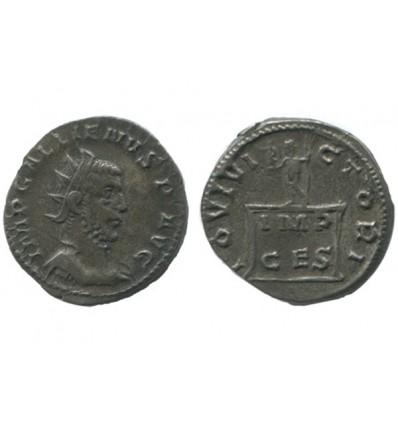 Antoninien de Gallien Empire Romain