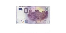 0 Euro Heidelberger Schloss 2017