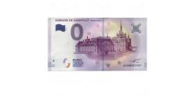 0 Euro Domaine de Chantilly (2) Musée Condé 2017