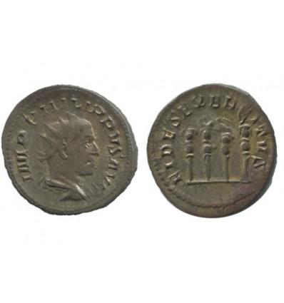 Antoninien de Philippe Ier Empire Romain