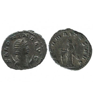 Antoninien de Salonine Empire Romain
