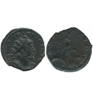 Antoninien de Tetricus Ier Empire Romain