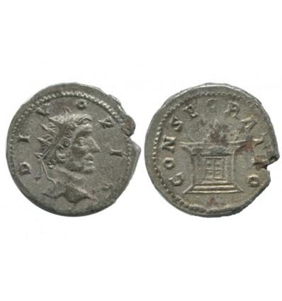 Antoninien de Trajan Dèce - Antonin le Pieux Empire Romain