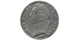 Louis XV - Ecu aux lauriers