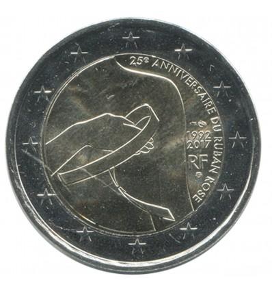 2 Euros Commémoratives France 2017