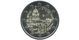 2 Euros Commémoratives Lituanie 2017