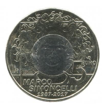 5 Euros Saint Marin 2017