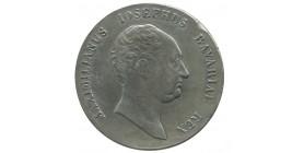 1 Thaler Maximilien II allemagne argent - baviere