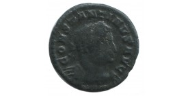 Demi follis de Constantin Ier Empire Romain