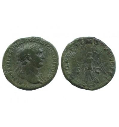 As de Trajan Empire Romain