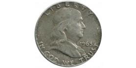 Etats Unis 1/2 dollars 1942
