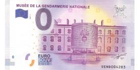 0 Euro Musée de la Gendarmerie Nationale