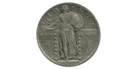 1/4 Dollar Liberté Etats - Unis Argent