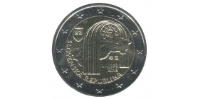 2 Euros Commemoratives Slovaquie 2018
