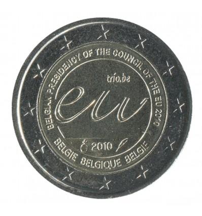 2 Euros Commemoratives Belgique