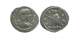 Denier de Geta Empire Romain