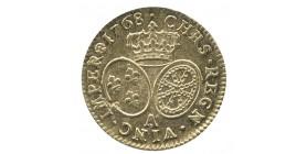 Louis XV - Louis d'or au bandeau