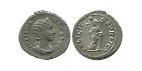 Denier de Julia Mamée Empire Romain