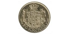 20 Couronnes Frédéric VIII Danemark