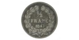 50 Centimes Louis Philippe Ier