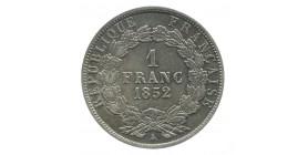 1 Franc Louis Napoléon Bonaparte