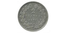 """2 Francs Cérès """" Sans Légende """""""
