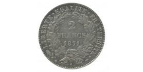 2 Franc Cérès