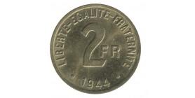 2 Francs France Libre