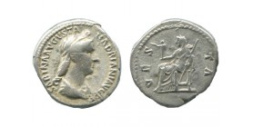 Denier de Sabine Empire Romain