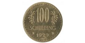 100 Schilling Autriche