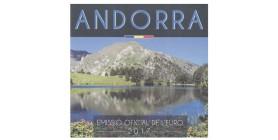 Série B.U. Andorre 2017