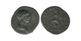 Denier de Trajan Empire Romain