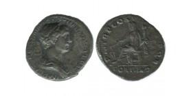 Denier de Trajan Empire Romain