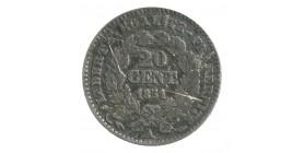 20 Centimes Cérès
