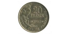 20 Francs Guiraud