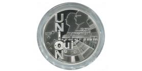 10 Euros 25 ans du Traité de Maastricht