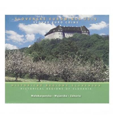 Série B.U. Slovaquie Région 2012