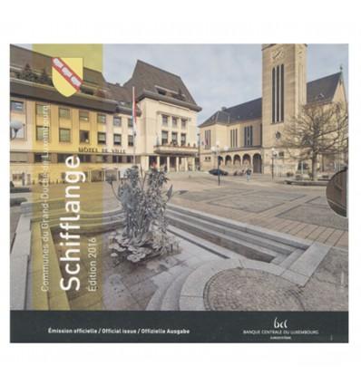 Série B.U. Luxembourg 2016
