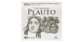 Série B.U. Italie Plauto 2016