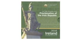 Série B.U. Irlande 2016