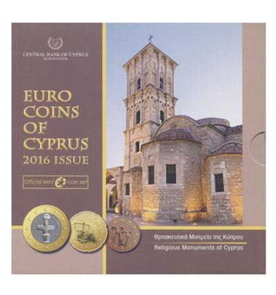 Série B.U. Chypre 2016