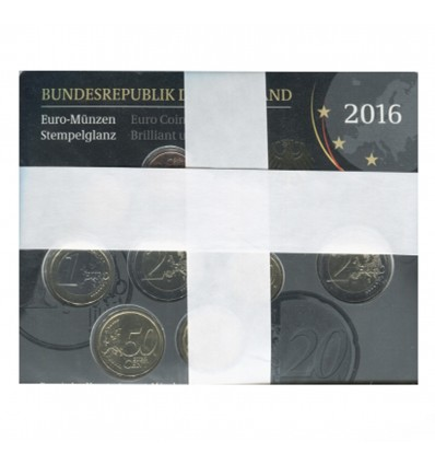 Série B.U. En Lot Allemagne 2016