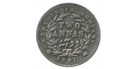 2 Annas Victoria - Inde Est-Compagnie