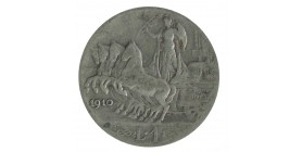 1 Lire Victor Emmanuel III - Italie