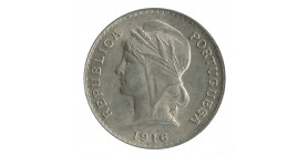 50 Centavos Portugal Argent