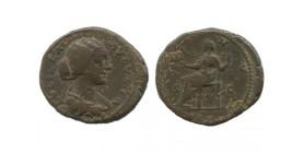 Dupondius de Lucille empire romain
