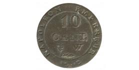 10 Centimes Napoléon Ier